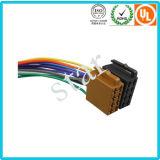 Artilhe de arame eletrônico para Auto Auto Radio Cabo de cabos de cablagem ISO