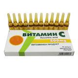 L'acide ascorbique injection Injection de vitamine C