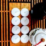 Die 4-4.5 Stunden-Brandwunde-Zeit-Tee leuchtet Tealight Kerze-Fabrik durch