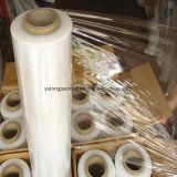 Casting LLDPE Clear Film Stretch film envoltura Palet