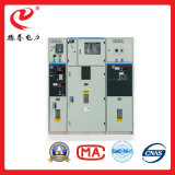 apparecchiatura elettrica di comando compatta completamente isolata dell'interno 12kv con l'effetto ad arco del gas Sf6