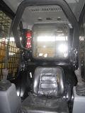 chat sauvage de la Chine de poids de 700kg Operationg/chargeur de boeuf de dérapage roue de cas
