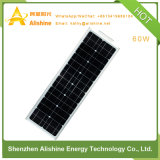 integriertes LED Solarstraßenlaterneder im Freiendes garten-60W Lampen-für Afrika