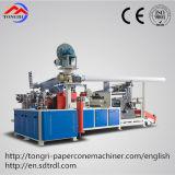 Autenticación Ce/ No hay funcionamiento Manual/ Máquina tubo cónico de papel