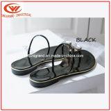 女性のための女性の平たい箱の双安定回路の靴の女性のサンダルのスリッパ