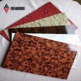 Ideabond камень смотреть алюминиевых композитных панелей ACP
