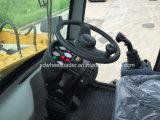 Cargador 10 1ton Zl mini cargadora de ruedas de la UE10 con Ce aprobada
