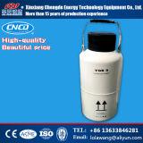 生物的標本の記憶の液体窒素の容器