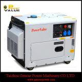 5kVA Silent Diesel Generator Price 5개 Kw Diesel Generator (ZH6500DGS)