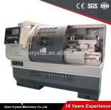 China diferentes materiais de alta eficiência tornos CNC
