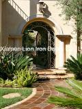 美しい住宅の錬鉄のゲートデザイン