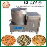 Halbautomatische gebratene Gemüse-und Imbiss-Nahrungsmittelentölende Maschine