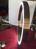 Lámpara pendiente de acero del redondo LED (WHG-8233)