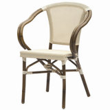 Outdoor&Indoor 의 Textilene 상업적인 식사 의자 (TC-08010)