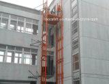 Het de hydraulische Verticale Lift van de Lading/Platform van de Vracht
