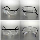 De duidelijke Zijklep van de Bril van de Veiligheid van de Lens van PC (SG100)