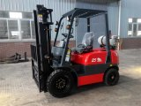 2.5 tonnellate GPL Forklift Truck con Best Quality