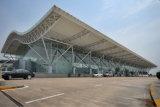 Große Überspannungs-Rohr-Binder-Dach für Terminal
