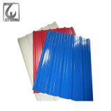 PPGI Prepainted гальванизированный Corrugated лист толя