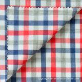 100% coton Mélange laine tissu teint