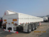 販売のための半3つの車軸貨物輸送のトラックのトレーラーのトレーラー