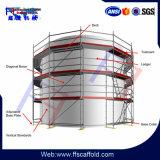 Échafaudage multifonctionnel d'échafaudage de Layher pour la construction (FF-9125)
