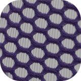 A1679 полиэстер Warp трикотажные ткани для Sportwear ячеистой сети