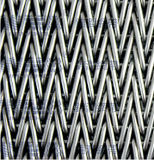 Up& girado Relieved Edges Wire Mesh