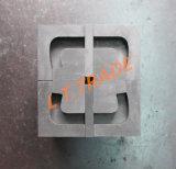 熱い押された焼結のダイヤモンドのツールのための高い純度のグラファイト型