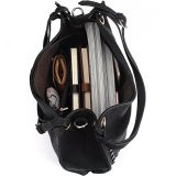 De Handtas 2018 van de Zwerfster van het Leer van dame Shoulder Handbag Ladies Leather Handtas Pu Dame Shoulder Handbag (WDL0570)