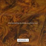 1m広い水転送の印刷は車の部品およびDailys Usebds836-4のための木パターンを撮影する