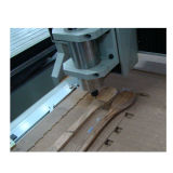 Router funzionante di legno di CNC della macchina della mobilia della macchina che intaglia macchina