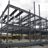 Крася мастерская стальной структуры с кранами