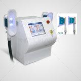 Portable Système RF de deux pièces à main Cryo Freezefat beauté de l'équipement laser
