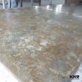 Texture acrylique Solid Surface marbre de résine
