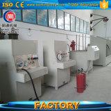 Machine de remplissage de poudre d'ABC pour l'extincteur d'extincteur/de CO2