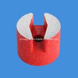AlNiCo profondo rosso 5. del magnete del POT fino a 220 tiro di grado C 2.1kg