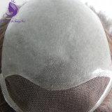 레이스 정면 투명한 얇은 피부 뒤 머리 시스템 (TP35)