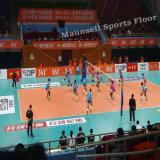 Профессиональных спортивных игр Volleybal ПВХ Пол -8.0мм Сделано в Китае