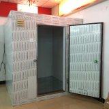 Sala de Armazenagem Fria a pé na Sala Fria Preço para Peixes congelados, frango congelado, marisco, carnes Blast freezer
