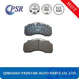 Le frein à disque automatique de pièces de rechange de camion semi-métallique complète Wva29059