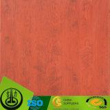 Papel decorativo de la melamina estable de la calidad con el grano de madera