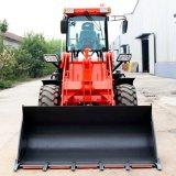 Venda por atacado da fábrica de China carregador da roda grande de maquinaria de construção de 2 toneladas