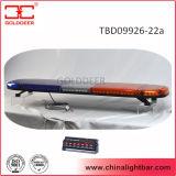 차 (TBD09926-22A)를 위한 Lightbars 파란 호박색 88W LED 표시등 막대