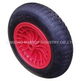 Qingdao Maxtop 공장 외바퀴 손수레 고무 바퀴