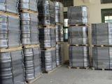 Base del tambor de freno de la fabricación de Yadong del tambor de freno de BPW en China