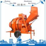 Nouveau design populaire Diesel 500L mélangeuse en béton hydraulique
