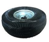 la carriola 10inch gomma le rotelle 3.50-4 della gomma delle rotelle del carrello