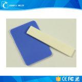 Étiquette lavable de blanchisserie d'IDENTIFICATION RF de silicones imperméables à l'eau réutilisables de qualité