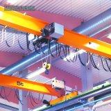 Werkstatt-einzelner Träger-Brückenkran mit Schutz-Einheit